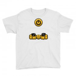 geek utility belt Youth Tee | Artistshot