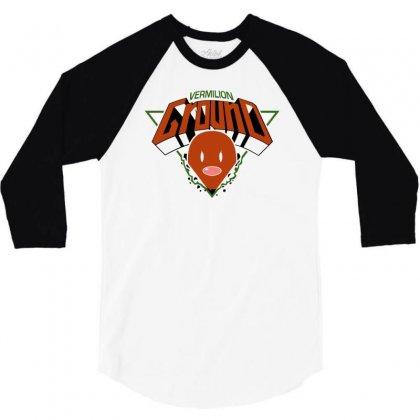 Ground Type 3/4 Sleeve Shirt Designed By Budi