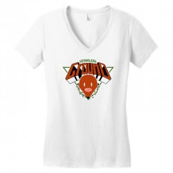 ground type Women's V-Neck T-Shirt | Artistshot
