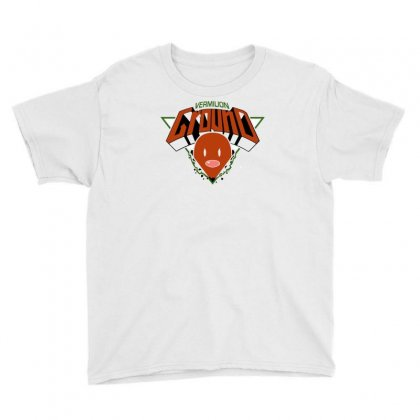 Ground Type Youth Tee Designed By Budi