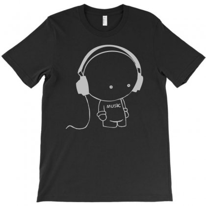 Music T-shirt Designed By Mdk Art