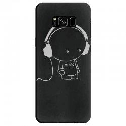 music Samsung Galaxy S8 Case | Artistshot