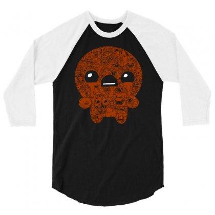 Isaac 3/4 Sleeve Shirt Designed By Budi