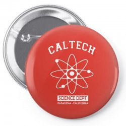 theory science Pin-back button | Artistshot