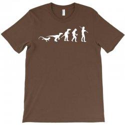 icke evolution T-Shirt | Artistshot