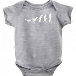 icke evolution Baby Bodysuit   Artistshot