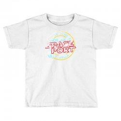 space port Toddler T-shirt   Artistshot
