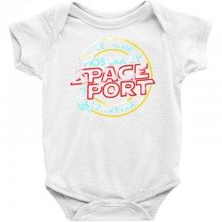 space port Baby Bodysuit   Artistshot