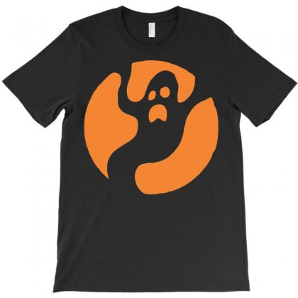 Halloween Ghost T-shirt Designed By Sbm052017
