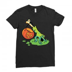 halloween Ladies Fitted T-Shirt | Artistshot