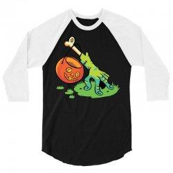 halloween 3/4 Sleeve Shirt | Artistshot