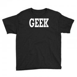 geek Youth Tee | Artistshot