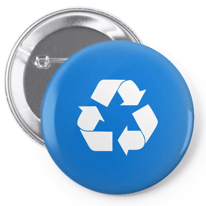 Recycle Pin-back Button  By Artistshot