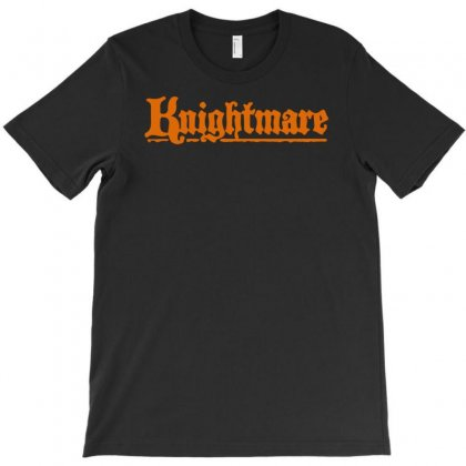 Knightmare T-shirt Designed By Budi