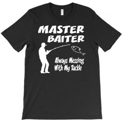 Master Baiter T-shirt Designed By Budi