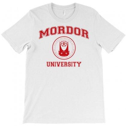 Mordor University T-shirt Designed By Budi