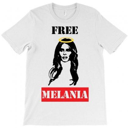 Free Melania T-shirt Designed By Sabriacar