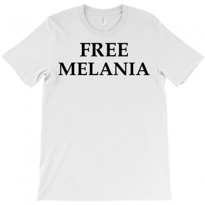 Free Melania T-shirt Designed By Designbysebastian