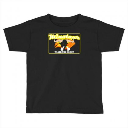 Role Models Movie   Minotaur Energy Drink Toddler T-shirt Designed By Mdk Art