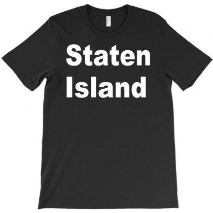 Staten Island T-shirt Designed By Mdk Art
