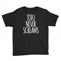 tofu never screams Youth Tee | Artistshot