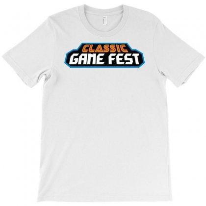 Classic Game Fest T-shirt Designed By Mdk Art
