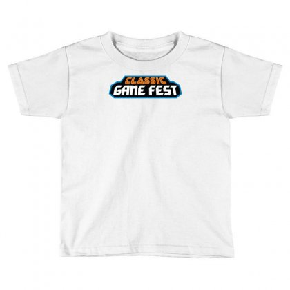 Classic Game Fest Toddler T-shirt Designed By Mdk Art