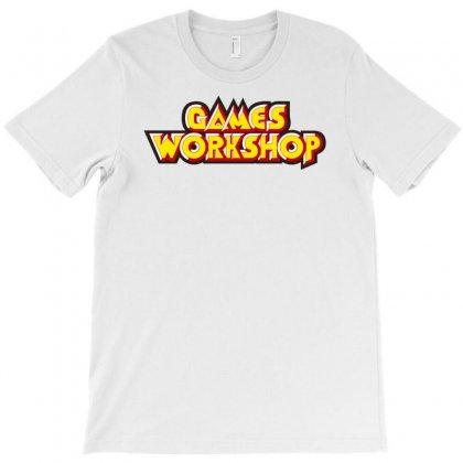 Games Workshop T-shirt Designed By Mdk Art