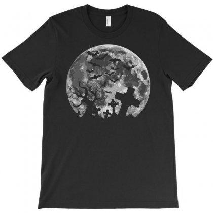 Halloween T-shirt Designed By Mdk Art