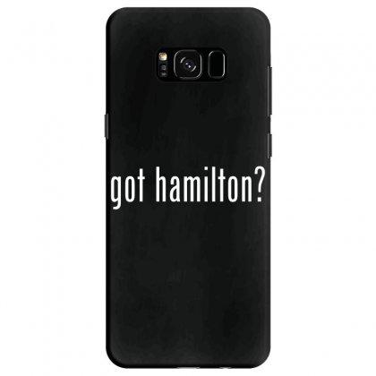 Got Hamilton Samsung Galaxy S8 Case Designed By Vr46