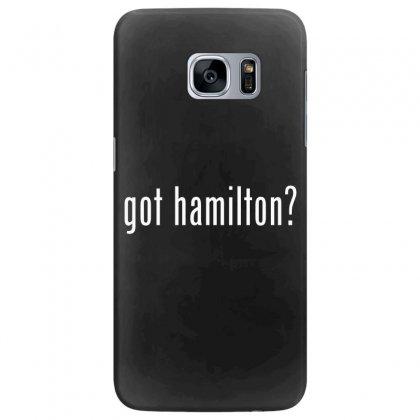 Got Hamilton Samsung Galaxy S7 Edge Case Designed By Vr46