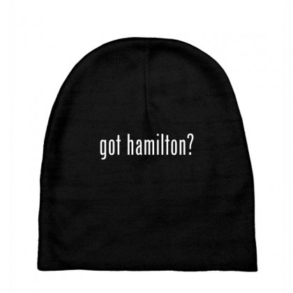 Got Hamilton Baby Beanies Designed By Vr46