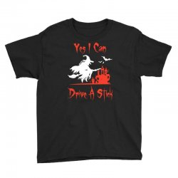 yes i can drive a stick Youth Tee | Artistshot