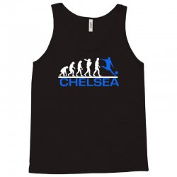 chelsea evolution sports football funny Tank Top | Artistshot
