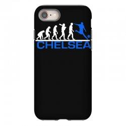chelsea evolution sports football funny iPhone 8 Case   Artistshot