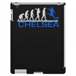chelsea evolution sports football funny iPad 3 and 4 Case   Artistshot