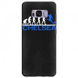 chelsea evolution sports football funny Samsung Galaxy S8 Plus Case   Artistshot