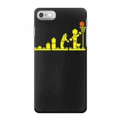 evolution lego basketball sports funny iPhone 7 Case | Artistshot