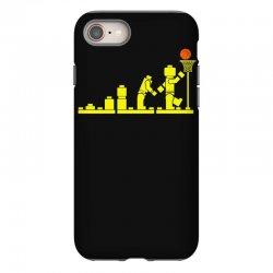 evolution lego basketball sports funny iPhone 8 Case | Artistshot