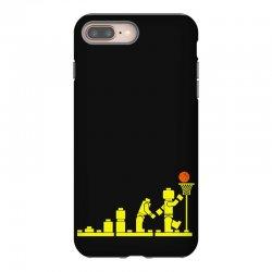 evolution lego basketball sports funny iPhone 8 Plus Case | Artistshot