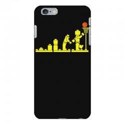 evolution lego basketball sports funny iPhone 6 Plus/6s Plus Case | Artistshot