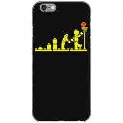 evolution lego basketball sports funny iPhone 6/6s Case | Artistshot