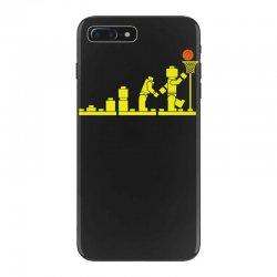 evolution lego basketball sports funny iPhone 7 Plus Case | Artistshot