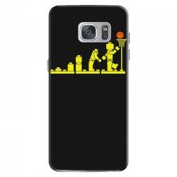 evolution lego basketball sports funny Samsung Galaxy S7 Case | Artistshot