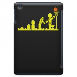 evolution lego basketball sports funny iPad Mini Case | Artistshot