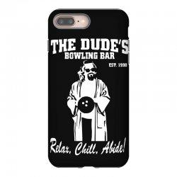 the big lebowski homage iPhone 8 Plus Case | Artistshot