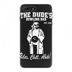 the big lebowski homage iPhone 7 Plus Case | Artistshot