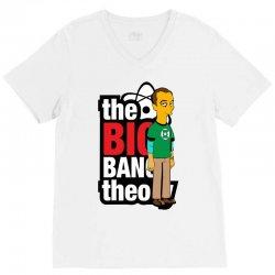 funny big bang theory sheldon, ideal gift or birthday present. V-Neck Tee | Artistshot