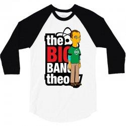funny big bang theory sheldon, ideal gift or birthday present. 3/4 Sleeve Shirt | Artistshot
