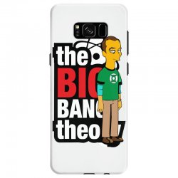 funny big bang theory sheldon, ideal gift or birthday present. Samsung Galaxy S8 Case | Artistshot